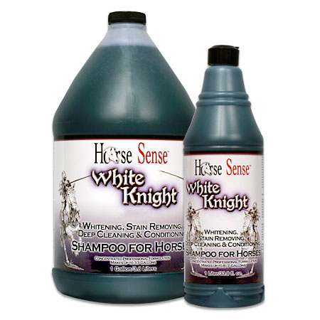 White Knight™ Shampoo for horses